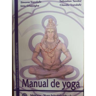Manual de Yoga - Hridaya - Yoga Inimii Spirituale