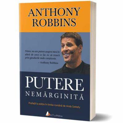 Putere nemărginită, Tony Robbins