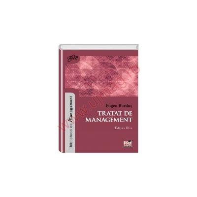 Tratat de management. Editia a III-a