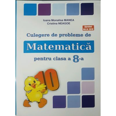PUISOR 2018 - Culegere de probleme de matematica pentru clasa a VIII-a - Conform cu programa 2018- 2019 ( Editia a 25- a)