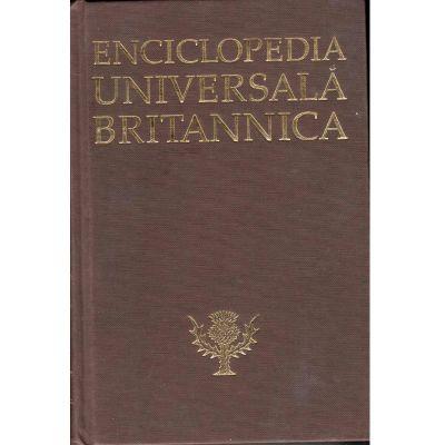 Pachet Enciclopedia Universală Britannica ( volumul 1, 2, 3, 4, 5, 6, 7, 8)