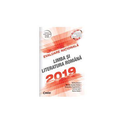 Evaluare naţională 2019. Limba şi literatura română (Viorica Avram, Mihaela Daniela Cirstea)