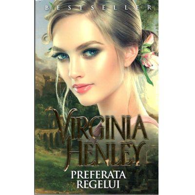 Preferata regelui, Virginia Henley
