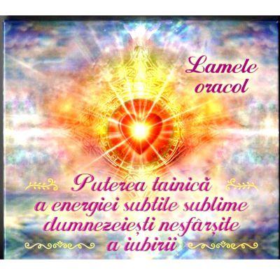 Puterea tainică a energiei subtile sublime dumnezeieşti nesfârşite a iubirii - conţine 44 de lamele