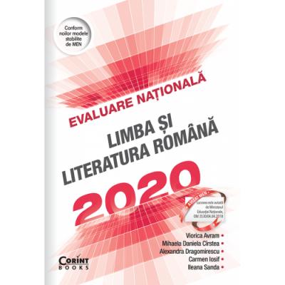 Evaluare naţională 2020. Limba şi literatura română