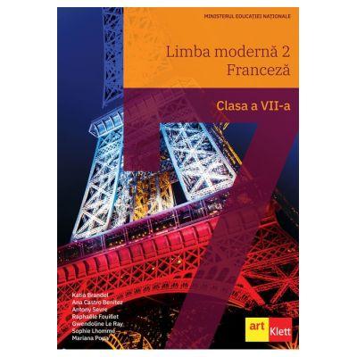 Limba Franceza L2, manual pentru clasa a VII-a CÂȘTIGĂTOR al Licitației din 2019