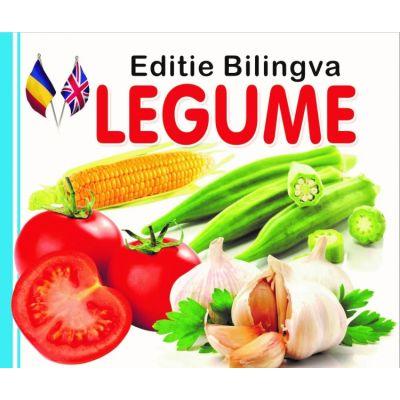 Pliant Legume Editia Bilingva Romana - Engleza