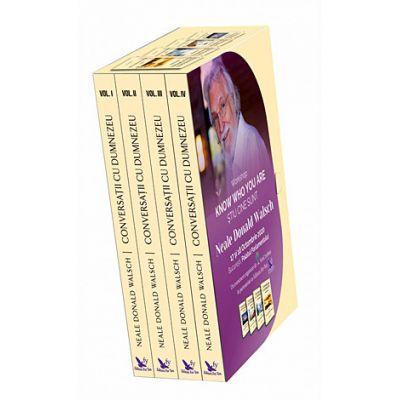 Conversaţii cu Dumnezeu, volumele I-IV - ediţie specială Neale Donald Walsch