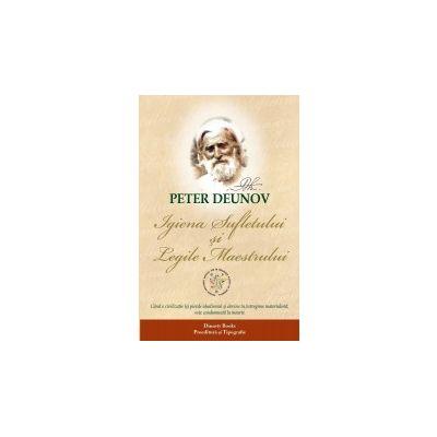 Igena sufletului si legile maestrului, Peter Deunov