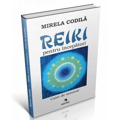 Reiki pentru începători – Caiet de seminar