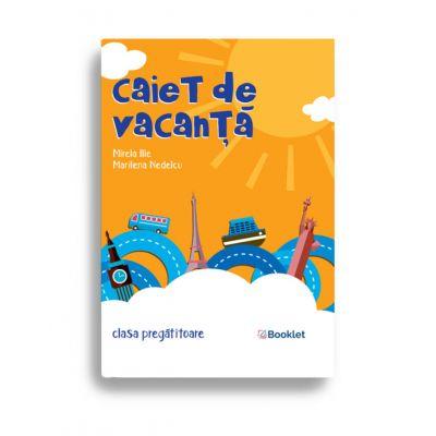 Caiet de vacanță – clasa pregătitoare