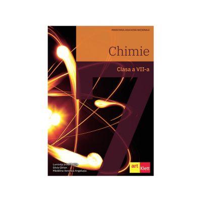 Chimie manual pentru clasa a VII-a.