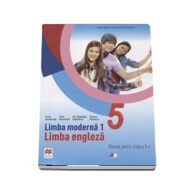 Curs de limba engleza, limba moderna 1, manual pentru clasa a V-a - Emma Heyerman (Contine editia digitala) - Heyederman, Emmalitera