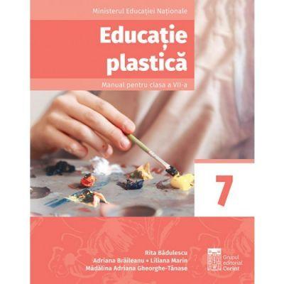 Educatie plastica. Manual pentru clasa a VII-a - Rita Badulescu