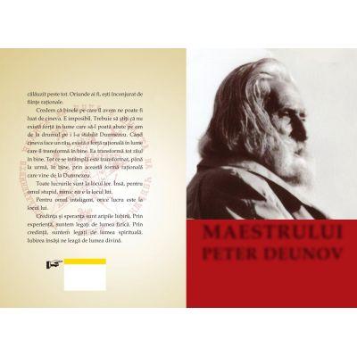 Învaţătura Maestrului Peter Deunov