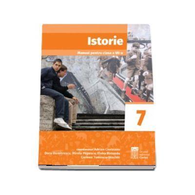 Istorie, manual pentru clasa a VII-a - Adrian Cioroianu