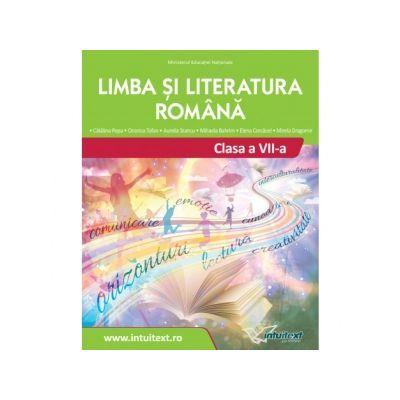 Limba si literatura romana - Manual pentru clasa a VII-a - Catalina Popa, Onorica Tofan, Mihaela Bahrim, Elena Corcacel, Mirela Dragomir, Aurelia Stancu