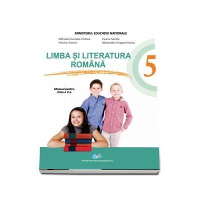 Limba si literatura romana, manual pentru clasa a V-a (Contine editie digitala)
