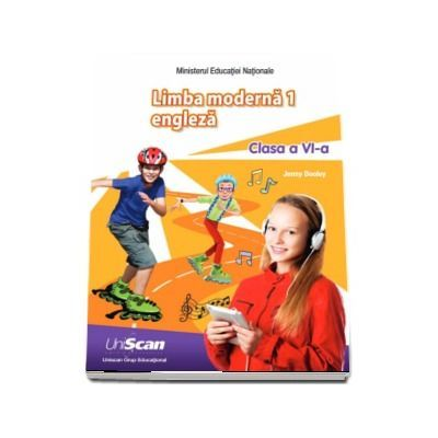 Manual de limba engleza pentru, clasa a VI-a - Limba moderna 1 - Dooley, Jenny