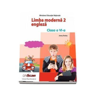 Manual de limba engleza pentru, clasa a VI-a - Limba moderna 2
