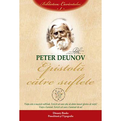 Epistolă către suflete Peter Deunov