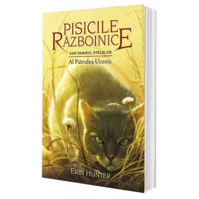 Pisicile Războinice, volumul al XIX-lea, Al Patrulea Ucenic