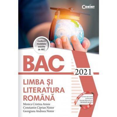 Bacalaureat 2021 - Limba și literatura română