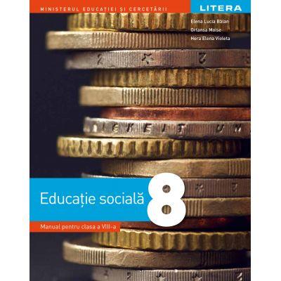 Educație socială, manual pentru clasa a VIII-a, Elena Lucia Bălan, Ortansa Moise, Violeta Elena Hera