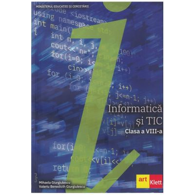 Informatică și TIC clasa a VIII-a